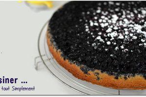 Gâteau de Myrtilles