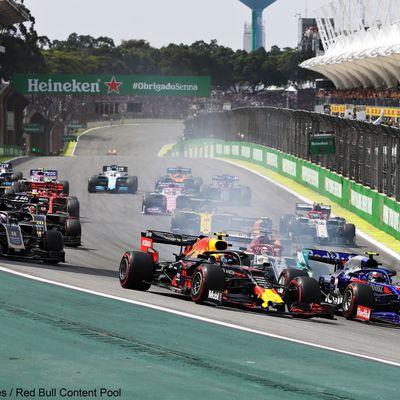 La justice brésilienne bloque le contrat avec la F1