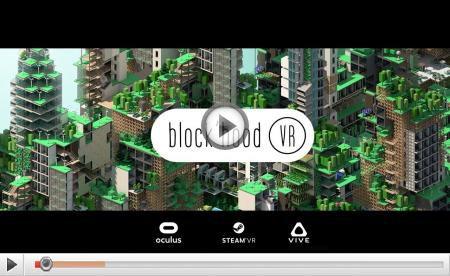 ACTUALITE : Une autre manière de voir et de vivre avec #BlockHoodVR