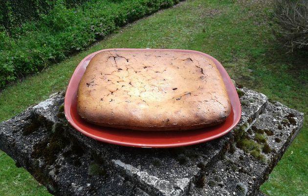 Gâteau ultra facile choco-noisette