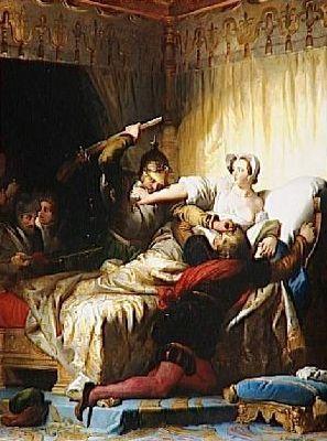 Le massacre de la Saint-Barthélemy...ou la voie ouverte à la monarchie absolue