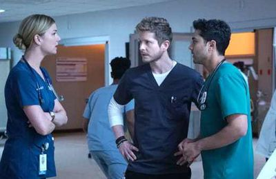 Critiques Séries : The Resident. Saison 2. Episode 1.