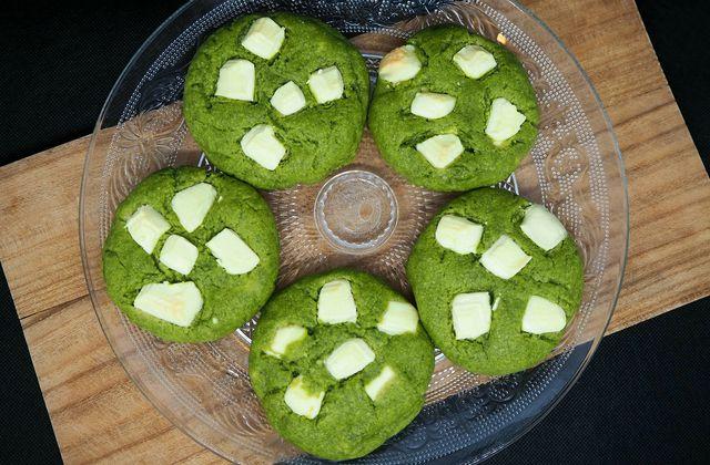 Cookies matcha