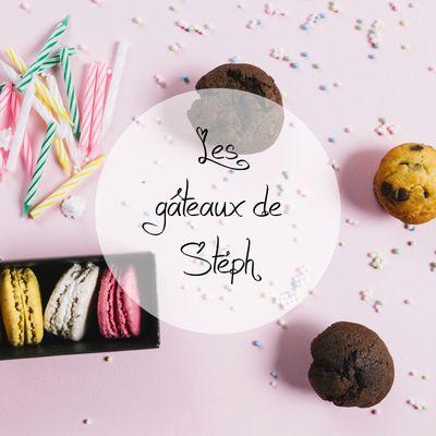 Recettes faciles - Les gâteaux de Stéph