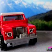 LAND ROVER SERIE III PICK-UP HOT WHEELS 1/64. - car-collector.net