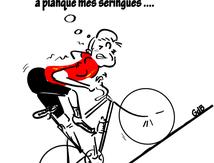 Tour de France : ça se passe aussi derrière ...