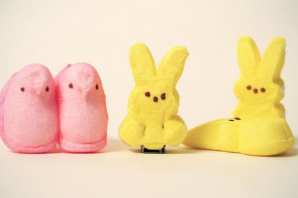 RT @mashable: 5 Peeps Meet Their Violent Demise...