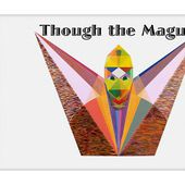 Though The Magus Text Yoga Mat for Sale by Michael Bellon