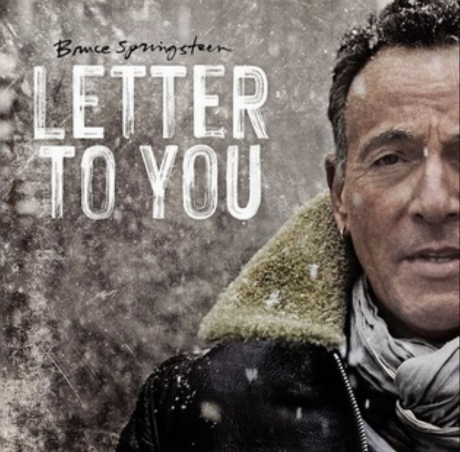 Letter To You de Bruce SPRINGSTEEN