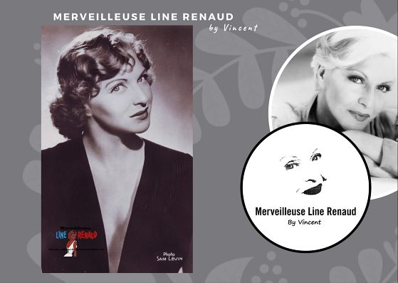 PHOTOS: Line Renaud part Sam Lévin