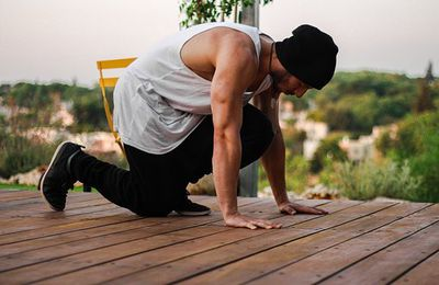 Home Fitness Workouts The New Trend