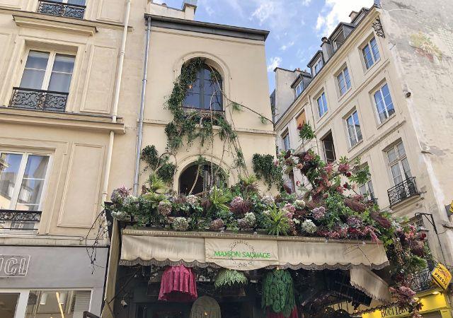Rue Grégoire de Tours 6eme