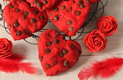 Cookies Spécial Saint-Valentin