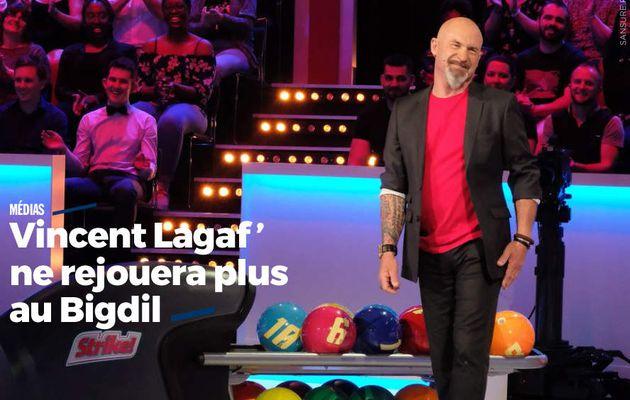 Vincent Lagaf' ne rejouera plus au Bigdil #Strike