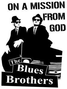 Le blues des Blues Brothers