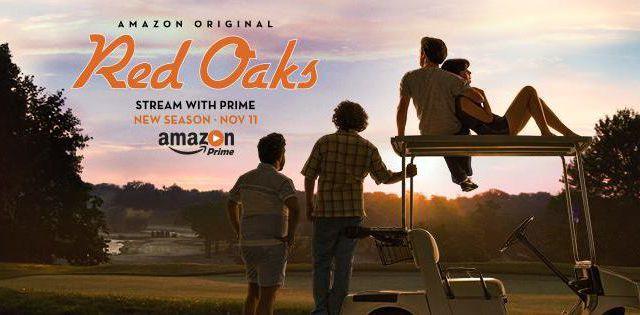 Red Oaks (Saison 2, 10 épisodes) : la nostalgie continue…