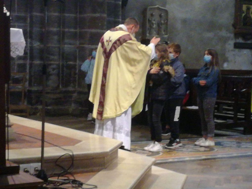 26 mai : Retraite de première Communion