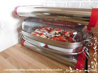 Cassolettes de légumes du soleil façon bolognaise