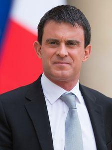 1er Ministre France Manuel VALLS