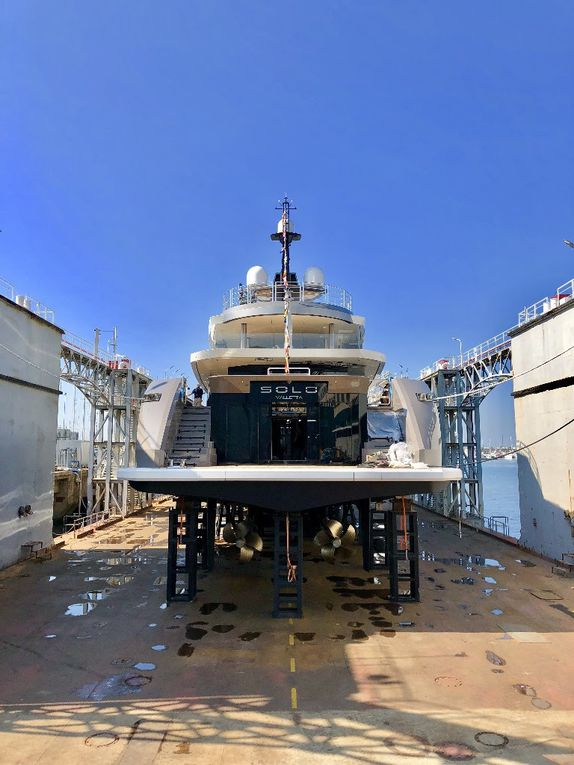 Tankoa Yachts S701 Solo successfully launched