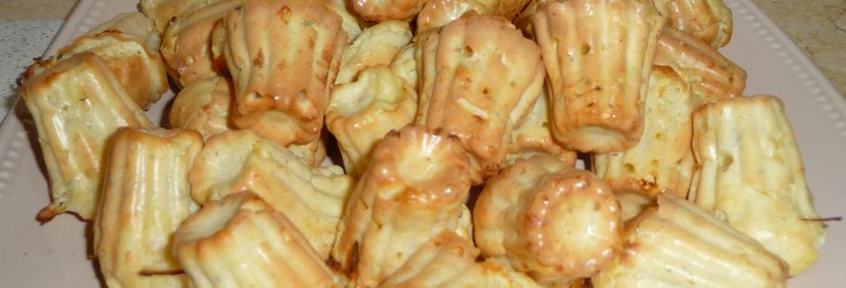 Mini bouchées au crottin de chèvre, tomates séchées et thym