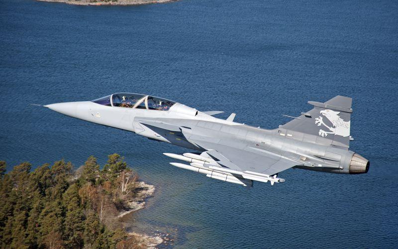 Saab et son Gripen se retirent de l'appel d'offres du Danemark