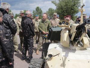 Robotique militaire : La guerre de demain sur l'autre rive du DNIEPR