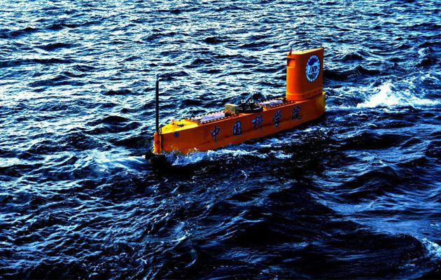 Chine – Un bateau autonome pour prédire la météo