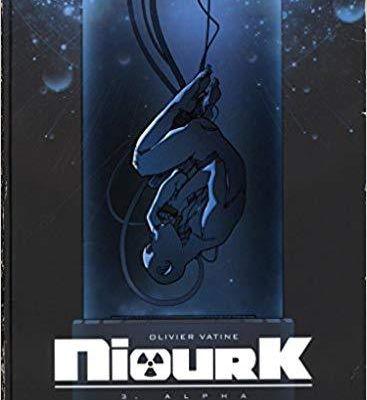 Bande dessinée : Niourk - Olivier Vatine