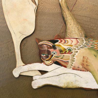 Exposition Peinture Contemporaine: Jens FÄNGE «Inner Songes»