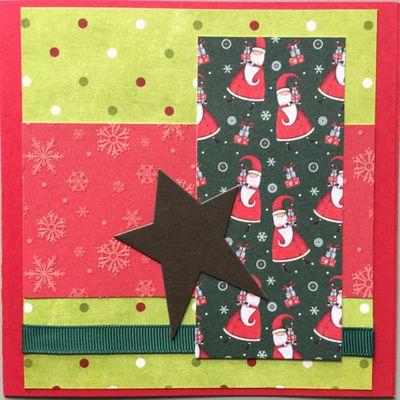 Carton Noël - jour 5 chez Vinou