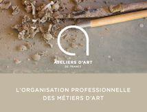 L'Atelier a rejoint les Ateliers d 'art de France
