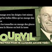 Bourvil - A Joinville le Pont - Paroles (Lyrics)