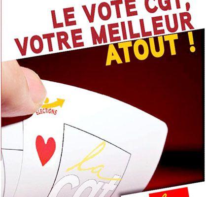 Secteur de Dieppe: Série de succès électoraux pour la CGT