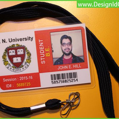 Design ID Cards Software: How to make Student ID cards using general