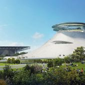 First look at George Lucas' $300 million space-age art museum