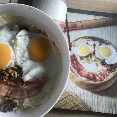 Recette Disney : congee du petit déjeuner de Mulan