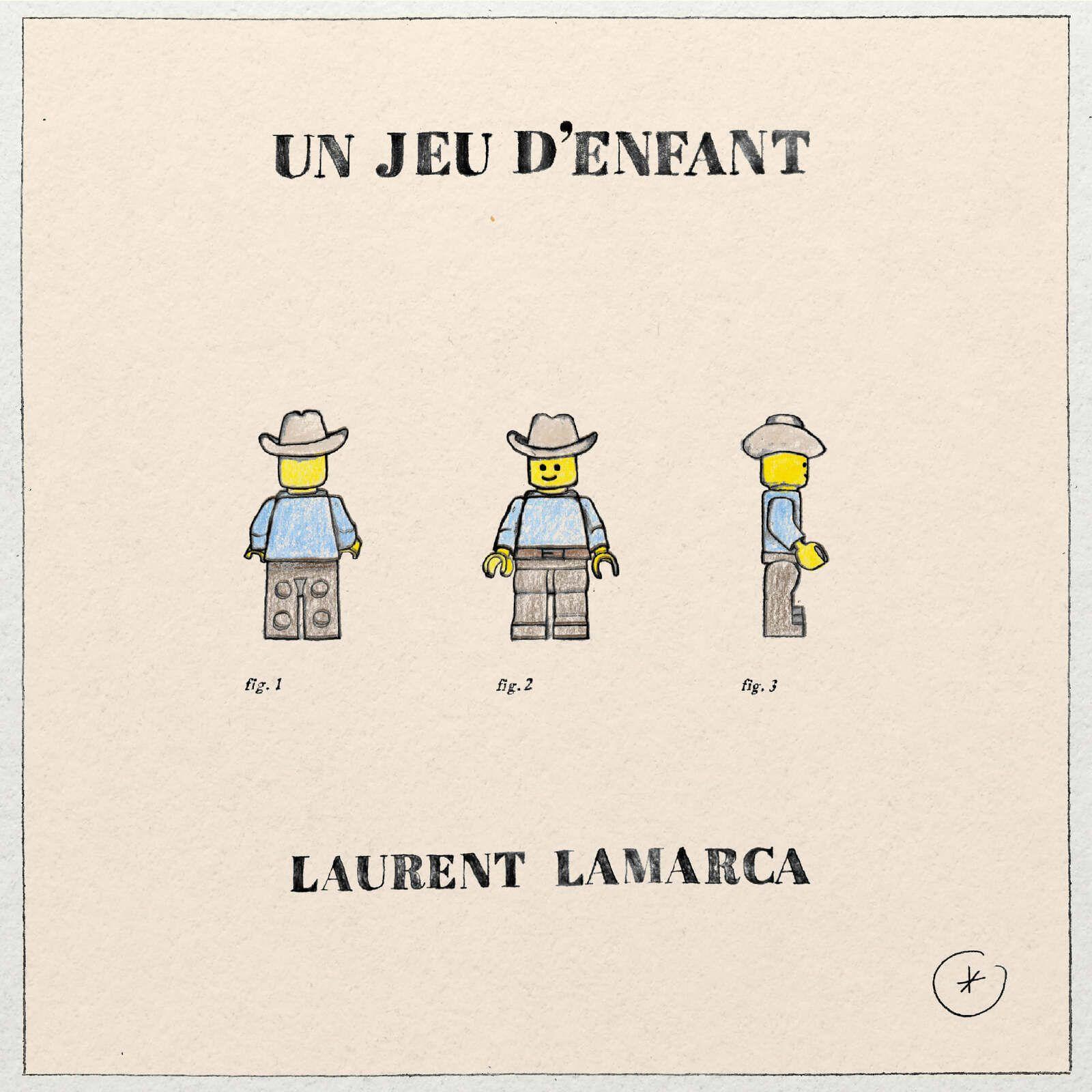Nous avons écouté « Un Jeu D'Enfant » de Laurent Lamarca !