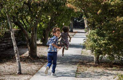 Séance photo Kids au Jardin Botanique de Bordeaux