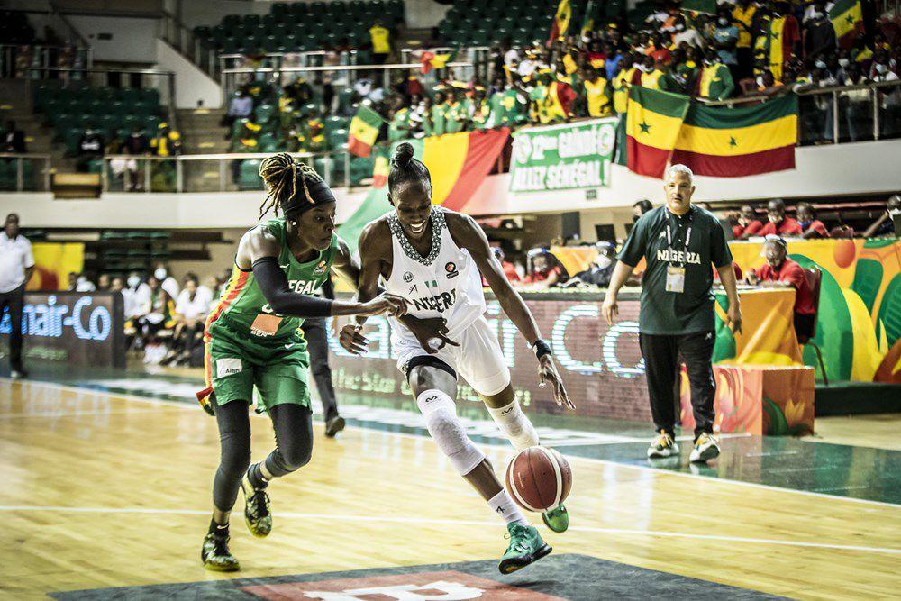 AfroBasket Women 2021 : sans surprise, le Nigéria domine le Sénégal et se dirige vers un Three-peat historique !
