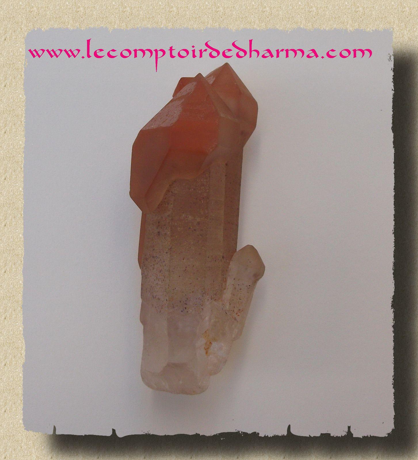 quartz sceptre