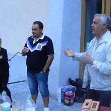 Saint André les Alpes: Le comité remercie les participants au corso
