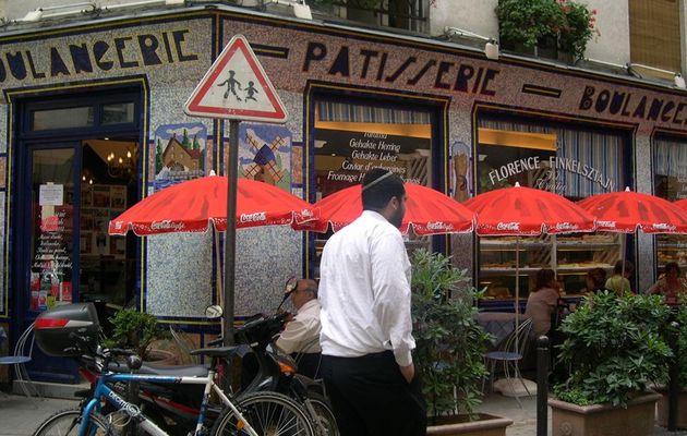 Rencontre de bloggeurs number 2 ou petite ballade dans le Marais un dimanche matin...