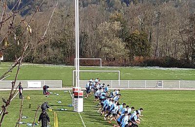 A Luchon, les Japonais sur la ligne du rugby international...