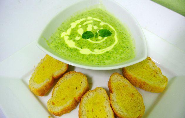 Congeler sa soupe pour l'hiver