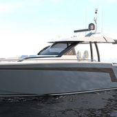 Ocean Alexander debuts first outboard model - Yachting Art Magazine
