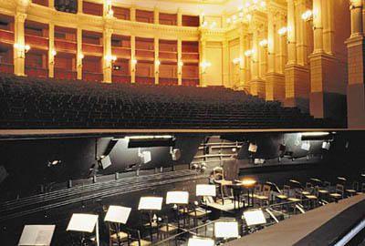 Octobre 88, voyage à Bayreuth