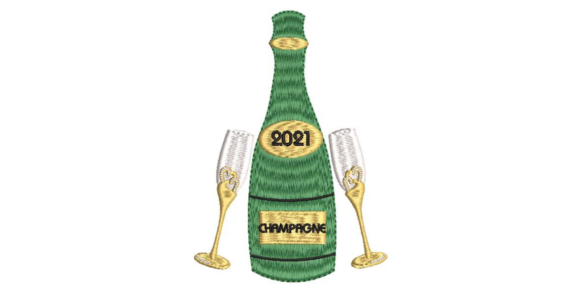 BRODERIE CHAMPAGNE