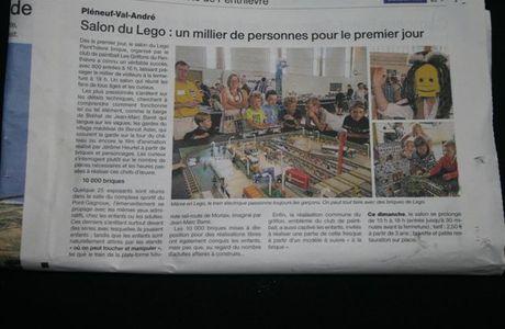 Salon de Pléneuf Val - André (22) 19 et 20 juillet 2014