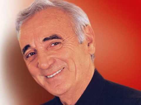 Charles aznavour elle